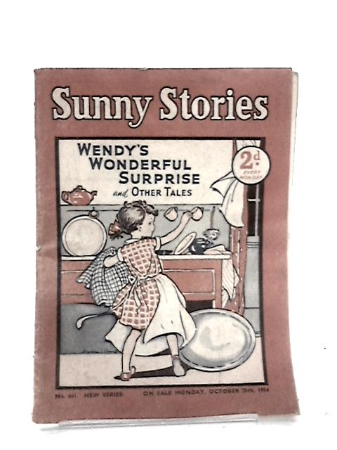 Sunny stories wendys wonderful surprise and other tales No 641 by Unknown