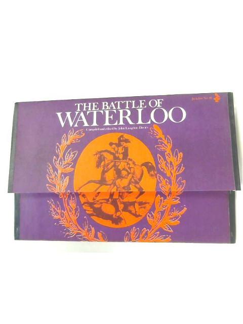 The Battle of Waterloo (Jackdaw series; no.18) by John Langdon-Davies