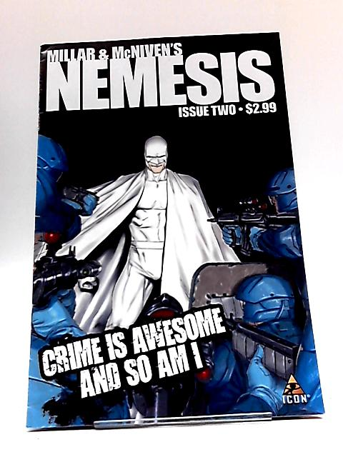 Millar & McNivens Nemesis Issue 2 (Icon) (Nemesis) by Mark Millar & Steve McNiven