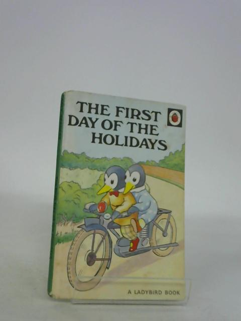 THE FIRST DAY OF THE HOLIDAYS by Macgregor, A.J.