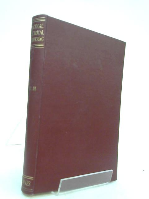 Practical Electrical Engineering, vol III by Molloy,E