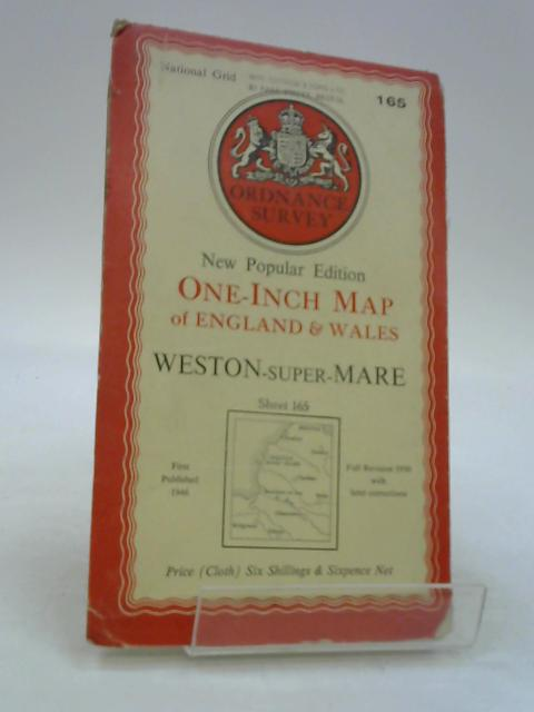 One popular edition one inch map 165 by unknown