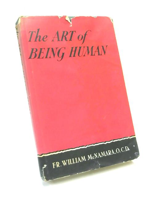 Art Being Human by William Mcnamara