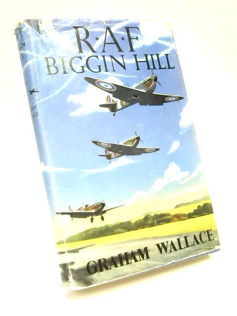 R.A.F. Biggin Hill by Graham Wallace