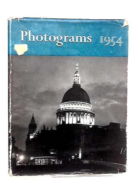 Photograms 1954 By Sinkinson