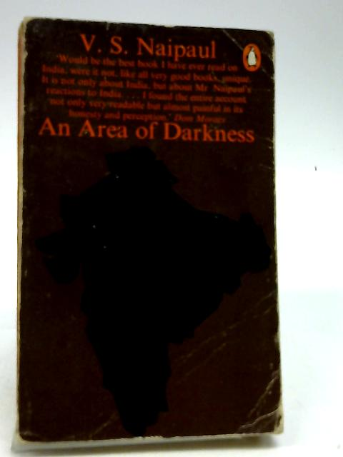 naipaul an area of darkness
