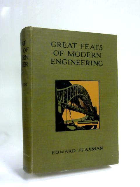 Great Feats of Modern Engineering by Edward Flaxman