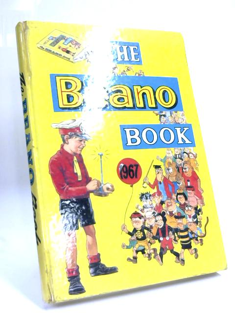 The Beano Book 1967 by Anon