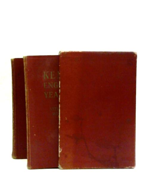 Kempe's Engineers Year-Book, 1970: Volumes I & II. by C. E. Prockter (ed.).