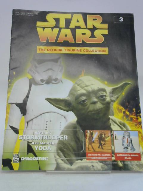 Star Wars: The Official Figurine Collection Magazine No. 3 By Unknown