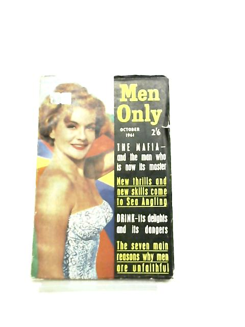 Men Only Volume 77 No 306 (August 1961) By Pearson