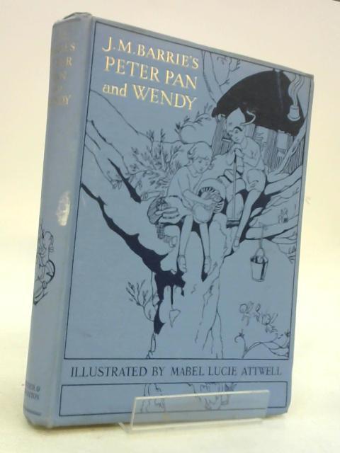 Peter Pan & Wendy by J.M. Barrie