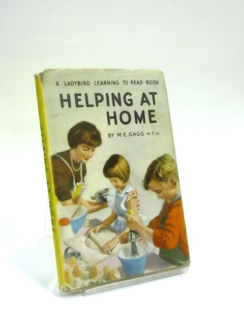 Helping at Home by Margaret Elise Gagg
