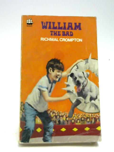 William the Bad (Armada) by Crompton, Richmal