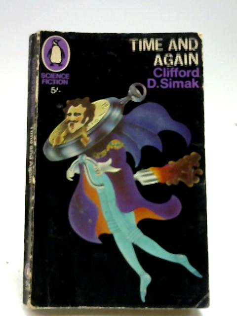 Time and again by Simak, Clifford D