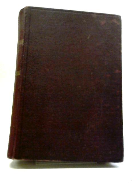 Chamber's Journal Of Popular Literature, Science And Arts. 1892 by Not Known