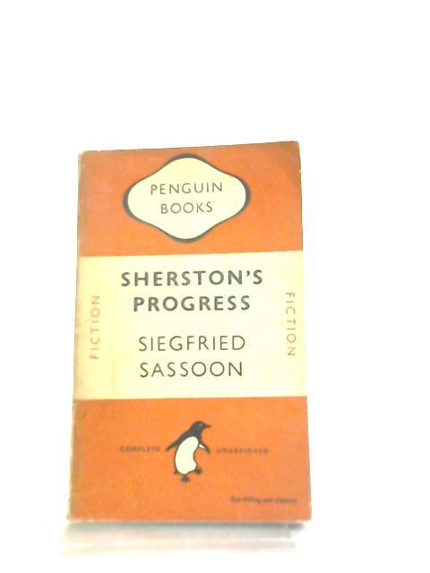 Sherston's Progress by S. Sassoon