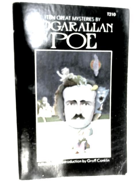 Ten Great Mysteries by Edgar Allan Poe by Poe, Edgar Allan