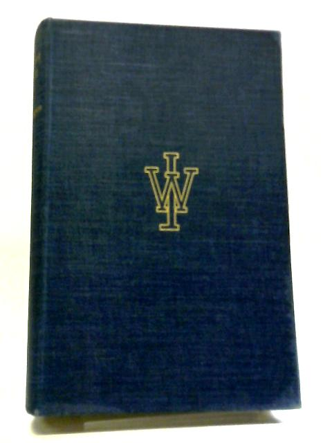 The Servant of All: Pages from the Family, Social and Political Life of My Father James Wilson; Twenty Years of Mid-Victorian Life by Emilie I. Barrington