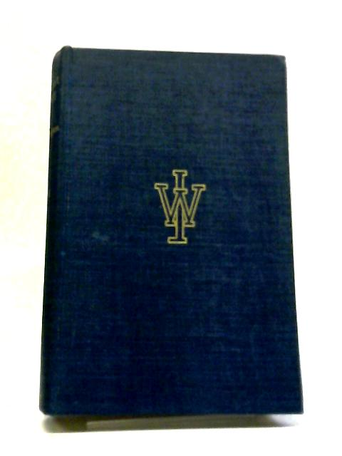 The Servant Of All: Pages From The Family, Social And Political Life Of My Father James Wilson; Twenty Years Of Mid-Victorian Life Vol. II by Emile I. Barrington