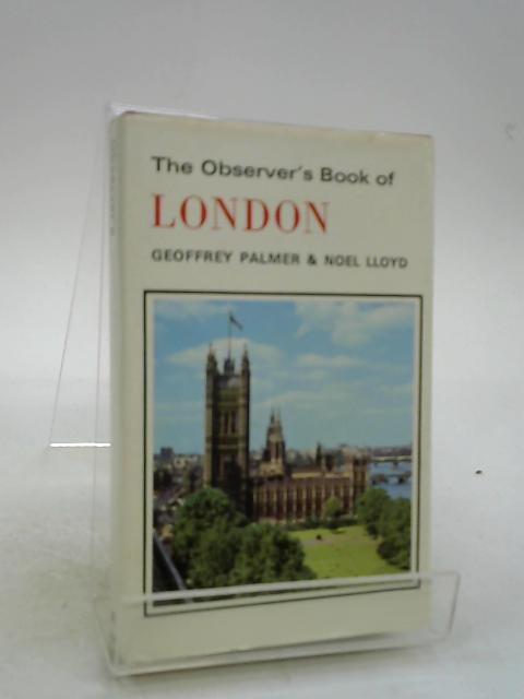 The Observer's Book of London (Observer's Pocket) by Palmer, Geoffrey