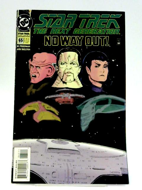 Star Trek: The Next Generation: No. 65 By Michael Jan Friedman