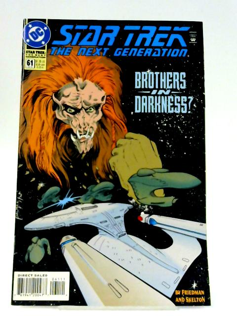 Star Trek: The Next Generation: No. 61 By Michael Jan Friedman