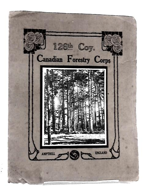 Canadian Forestry Corps by Herman porter