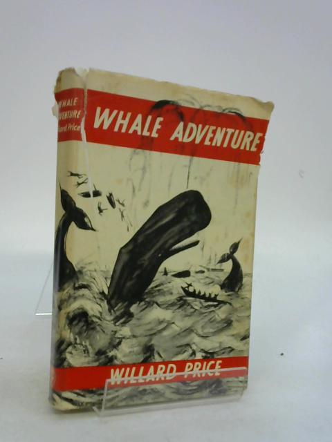 Whale Adventure by Price, Willard