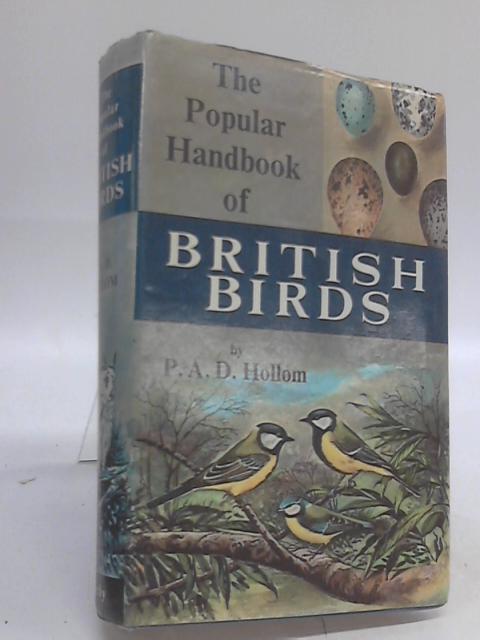The Popular Handbook of British Birds - english by Hollom