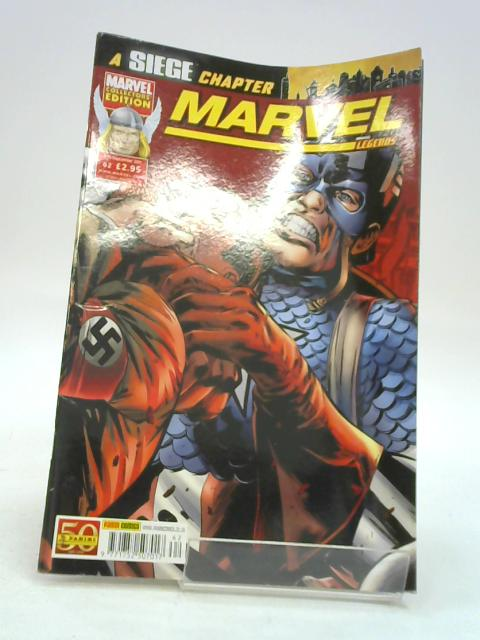 A Siege Chapter Marvel Legends Issue 62 By unknown