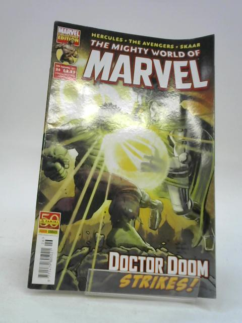 The Mighty Worlf of Marvel Issue 26 By unknown