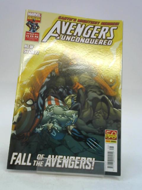 Avengers unconquered Issue 28 By unknown