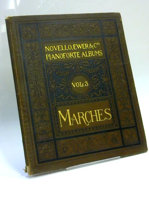 Marches by Various Composers, Volume 3 By Berthold Tours
