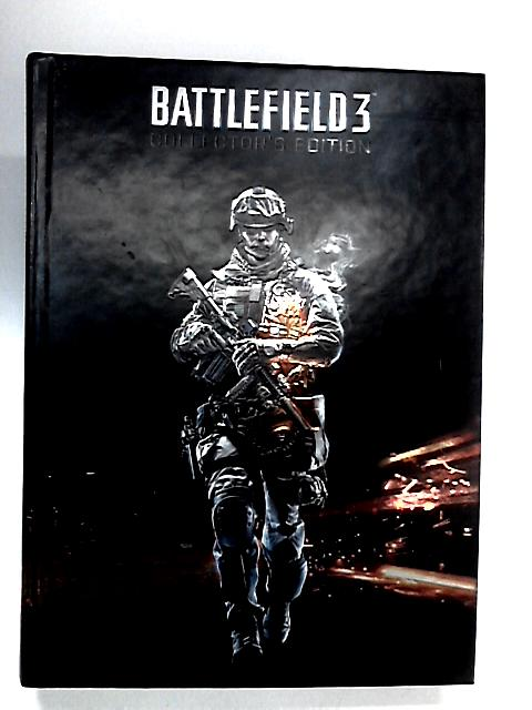 Battlefield 3 Collector's Edition By Anon