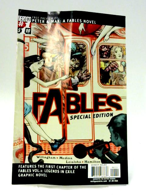 Fables: No. 1 By Bill WIllingham