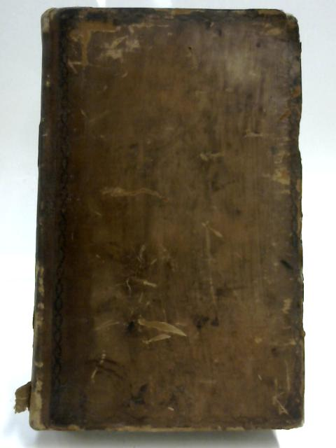 Reports of Cases argued and Determined in the Court of King's Bench Vol. IV By Edward Hyde East