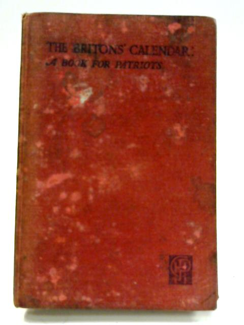 The Briton's Calendar By Emily & Constance Spender