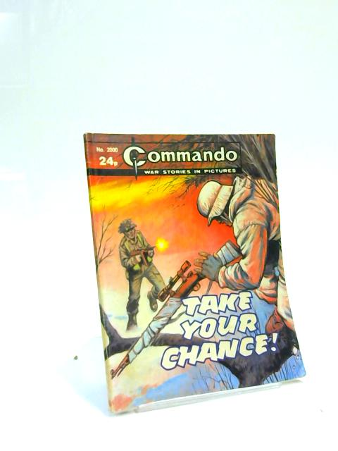 Commando, No. 2000 By Unknown