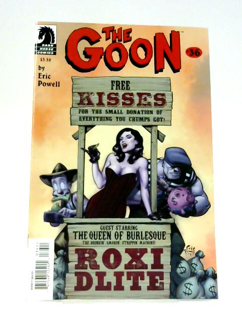 The Goon: No. 36 By Eric Powell