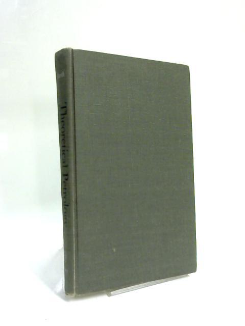 Theoretical Petrology by Tom F. W. Barth