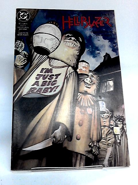 Hellblazer, No. 25, January 1990 by Grant Morrison