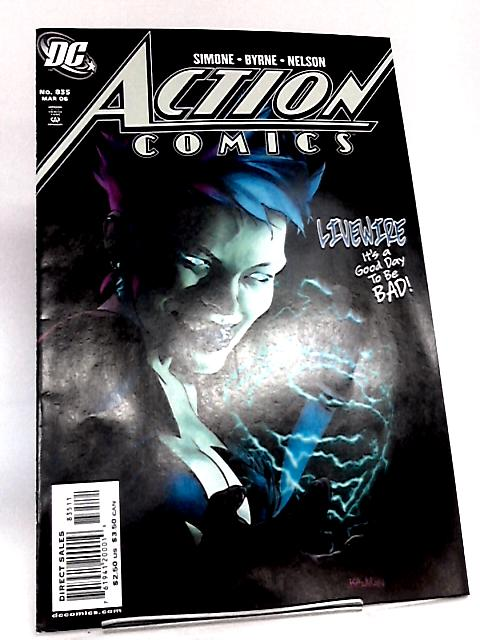 Action Comics, No.835, March 2006 by Gail Simone