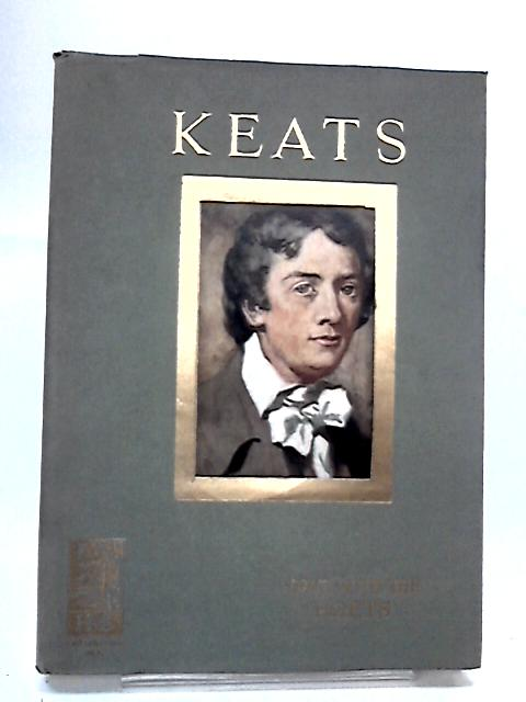 A Day with Keats by May Byron