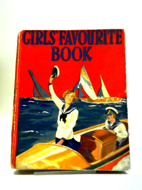 Girls Favourite Book by Wynne