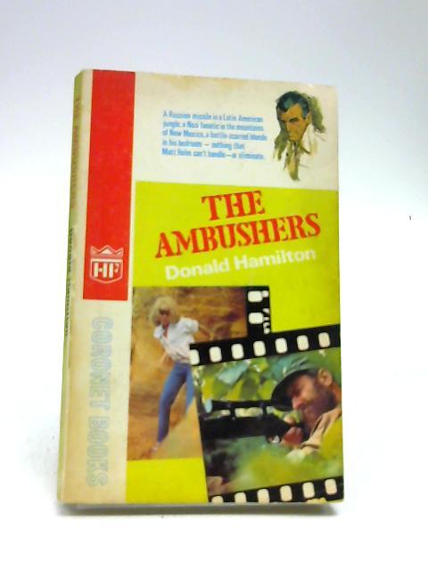 The Ambushers by Hamilton, Donald