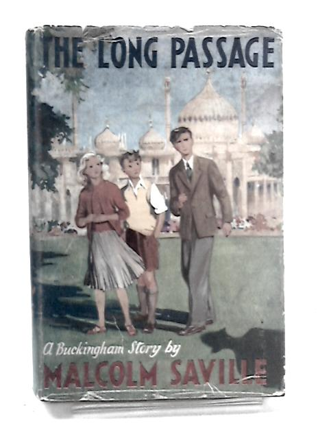 The Long Passage by Saville, Malcolm