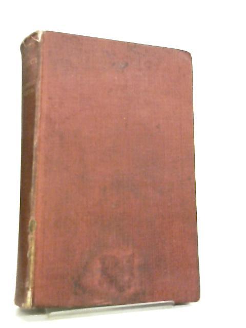 Memoirs of an Architect by Sir Reginald Blomfield