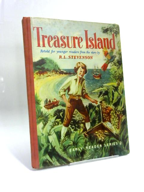 Treasure Island by R. L. Stevenson