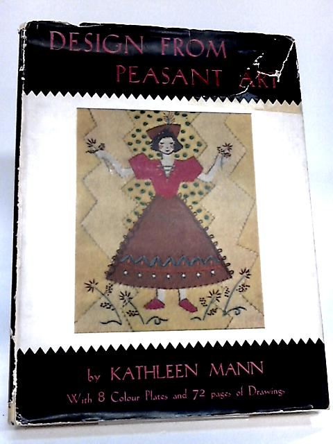 Design from Peasant Art by Kathleen Mann